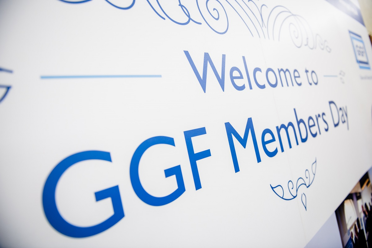 Welcome to GGF Members Day 2018